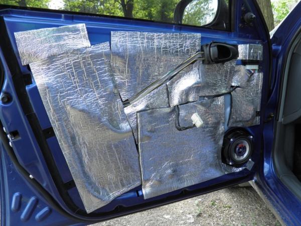 Как правильно сделать на автомобиле шумоизоляцию